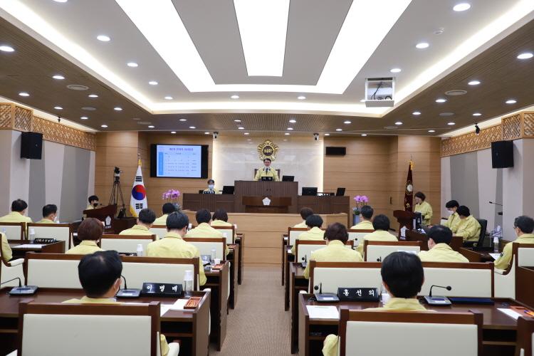 평택(의회) 제213회 임시회 폐회.JPG