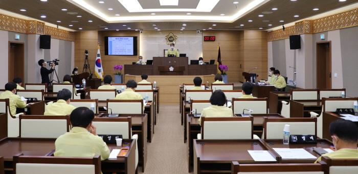 평택(의회) 평택시의회, 제218회 임시회 개회.JPG